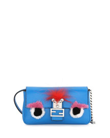 Baguette Micro Leather Monster Bag