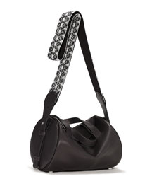 Drum Bag 10 w/Beaded Strap, Black