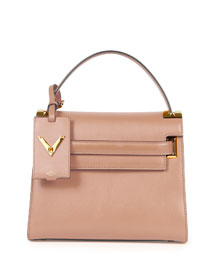 My Rockstud Single Handle Bag, Skin Sorbet