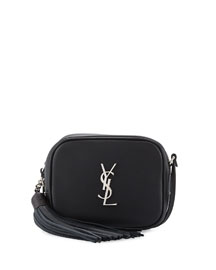 Monogram Toy Camera Shoulder Bag, Black (Noir)