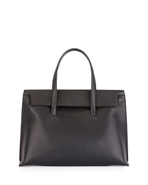 Serena Large Leather Tote Bag
