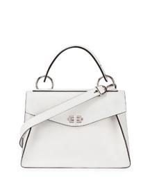 Hava Medium Top-Handle Satchel Bag