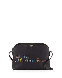 The Row For Me Crossbody Bag, Black