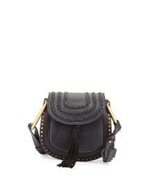 Hudson Small Leather Shoulder Bag