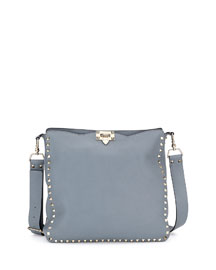 Rockstud Medium Hobo Bag