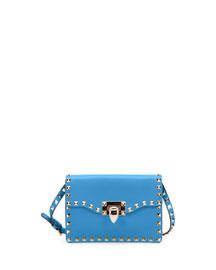 Rockstud Small Vitello Shoulder Bag