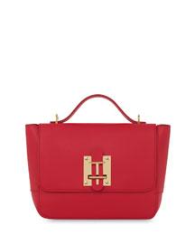 Darwin Leather Satchel Bag