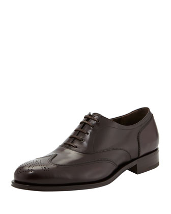 Raoul Lace-Up Wing-Tip