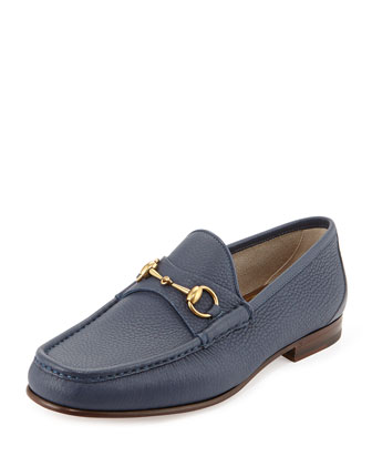 Roos Camelot Horsebit Moccasin