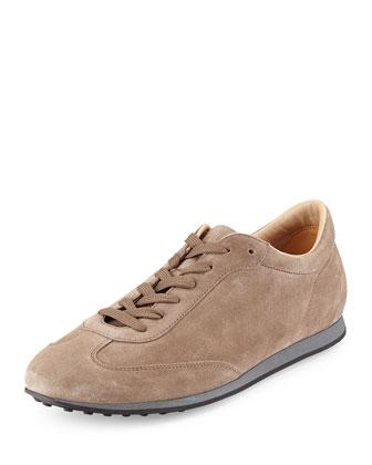Sportivo Suede Low-Top Sneaker