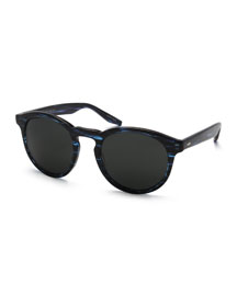 Goodman Acetate Sunglasses, Midnight Tortoise