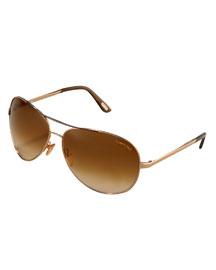 Charles Aviator Sunglasses