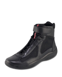Prada Nevada Bike Sneaker