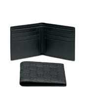 Gucci Bi-fold Wallet, Black