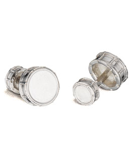 Robin Rotenier Drum Cuff Links