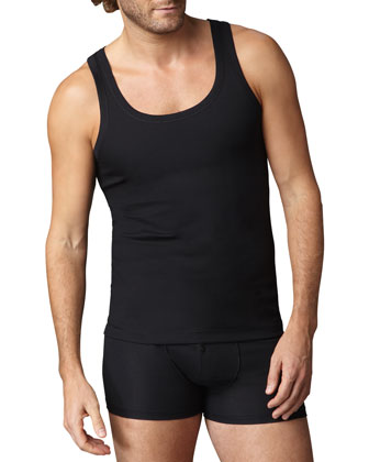 Authentic Ribbed Tank