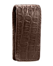 Santiago Gonzalez Crocodile Money Clip