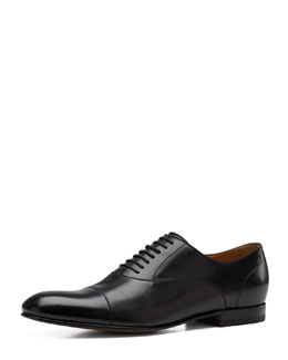 Gucci Marvin Lace-Up, Black