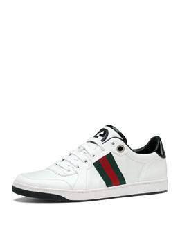 Gucci Lace-Up Sneaker