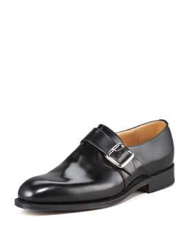 Church's Westbury Monk-Strap Loafer
