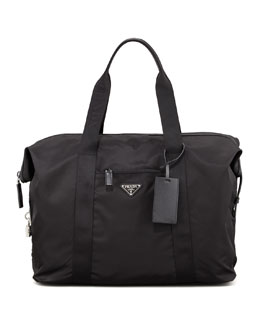Prada Soft Duffel Bag
