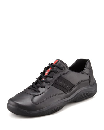 Eagle Basic Leather Sneaker
