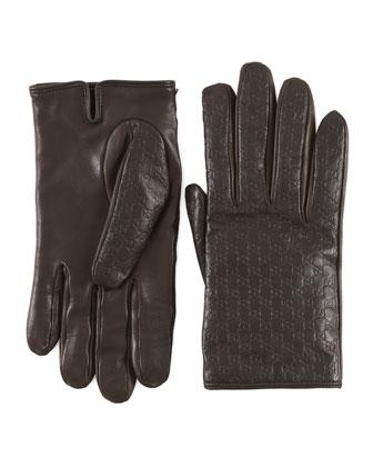 Men's Gloves, Brown