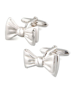 Lanvin Bow-Tie Cuff Links