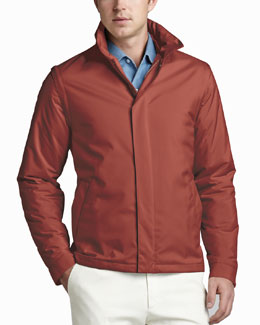 Loro Piana Windstorm Convertible Sailing Jacket