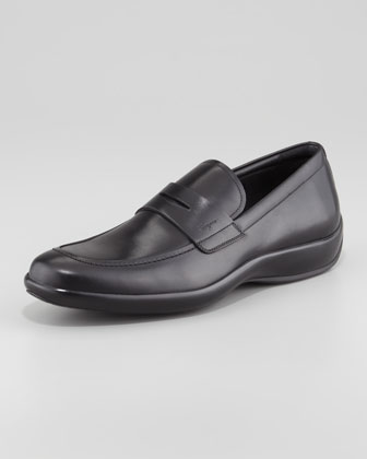 Stintino Penny Loafer, Black