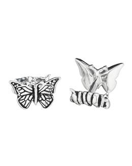 Robin Rotenier Butterfly Cuff Links