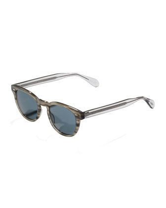 Sheldrake Photochromic Sunglasses, Gray Tortoise