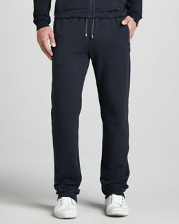 Zegna Sport Trackpants, Navy