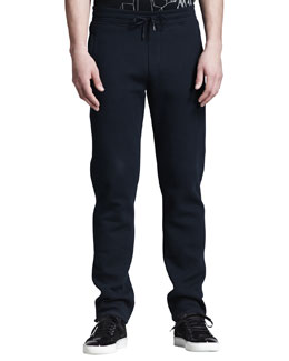 Lanvin Jersey Sweatpants