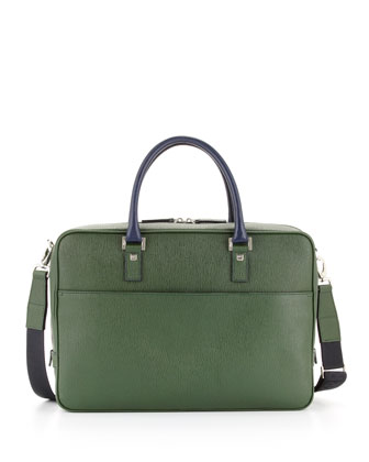 Revival Laptop Case, Green
