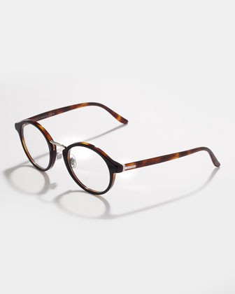 Palladium Fashion Glasses, Black Havana