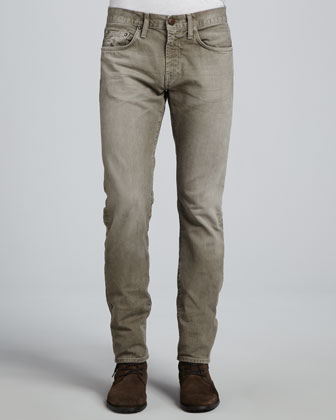 Kane Straight-Leg Jean, Winter