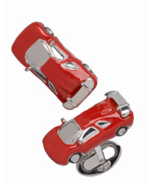 Fast Car Cuff Links