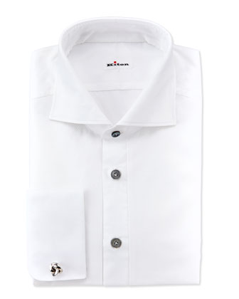 Formal Dress Shirt, White