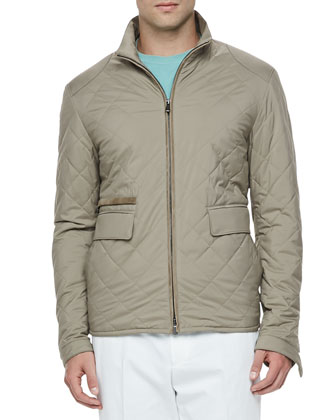 Hopkins Wind Bristol Bomber Jacket, Tobacco