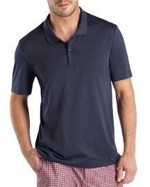 Night & Day Polo Shirt, Navy