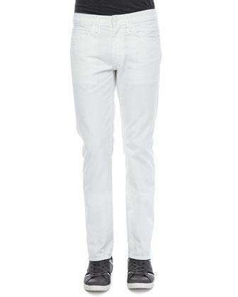 Kane White Smoke Jeans