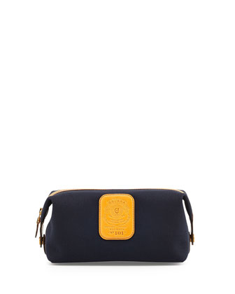 Hold All Twill Travel Bag, Navy