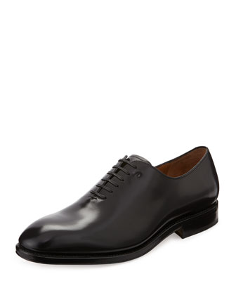 Carmelo Tramezza Lace-Up Oxford, Black