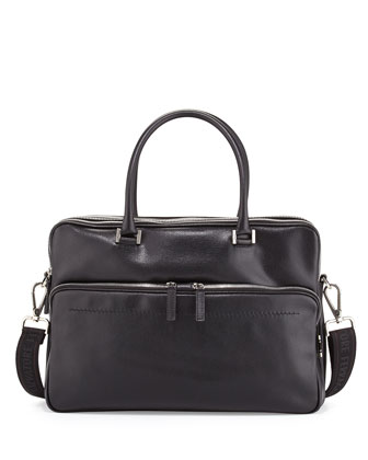 Los Angeles Briefcase, Black