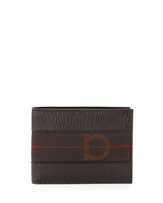 Revival II Bi-Fold Wallet, Brown