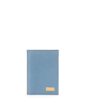 Revival Card Case, Light Blue
