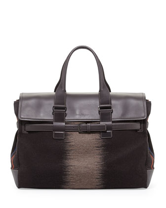 Principe XL Weekender Bag, Marrone