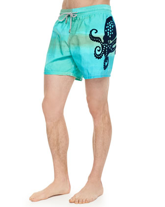 Mua Octopus Emblem Swim Trunks