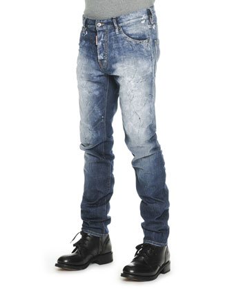 Beach Front Cool Guy Denim Jeans